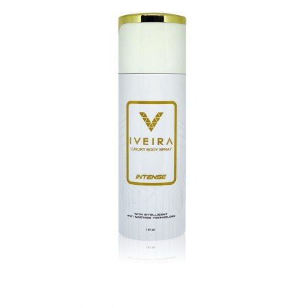 IVEIRA Italiano Intense Luxury Deodorant Body Spray (165ml)