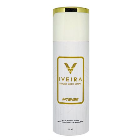 IVEIRA Italiano Intense Luxury Deodorant 165ml (Pack of 2)
