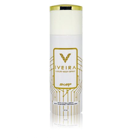 iveira Sharp Deodorant Spray – For Men & Women 165ml