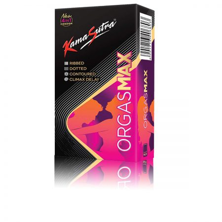 Kama Sutra Orgasmax 6s – 4 in 1 Condoms