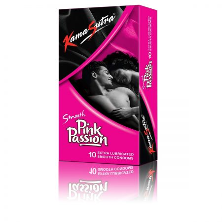 Kamasutra Smooth Pink Passion-10s
