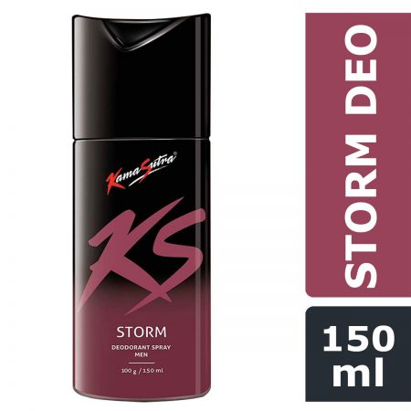 KamaSutra STORM Deodorant Spray 150 ml