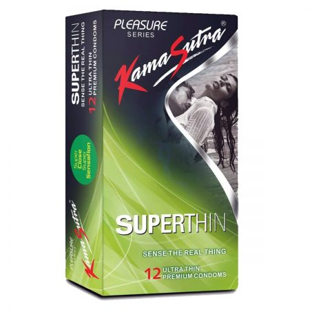 Kamasutra Superthin Sense The Real thing Condoms –12pc