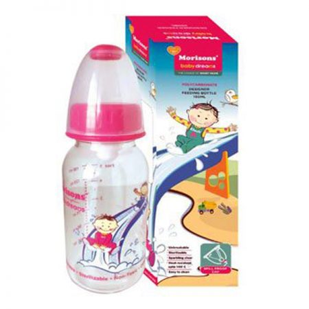 Morisons-Baby Dreams Designer Feeder 150ml (Pack of 2)