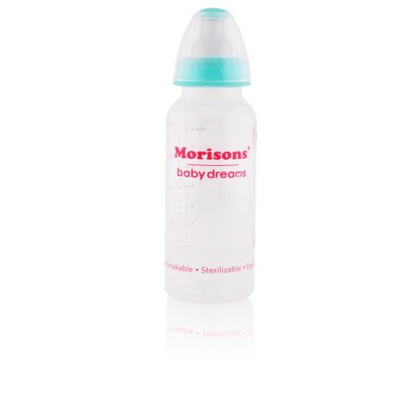 Morisons Baby Dreams Regular PP Feeding Bottle – 250 ml