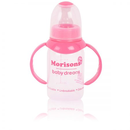 Morisons Baby Dreams Royal Bottle with Handle 125 ml