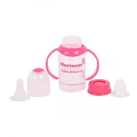 Morisons Baby Dreams Royal Bottle with Handle 125ml
