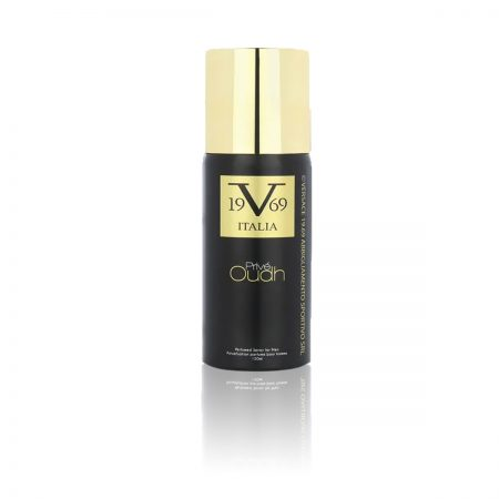 VERSACE V 19.69 Italia Prive Oudh Deodorant Spray (150ml)