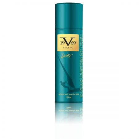 Versace Italia V 19.69 Dare All Over Body Spray (150ml)