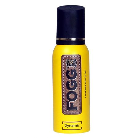 Fogg Magnetic & Dynamic Fragrance Body Spray 120ml (Pack of 2)