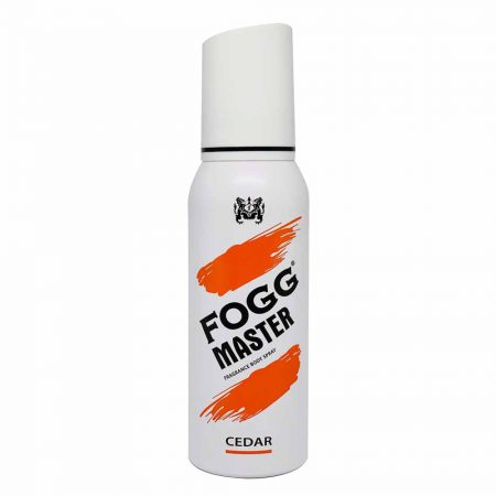 Fogg Absolute & Cedar Fragrance Body Spray 120ml (Pack of 2)