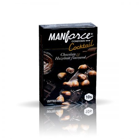 Manforce Cocktail & Hazelnut Condom (Pack of 2)