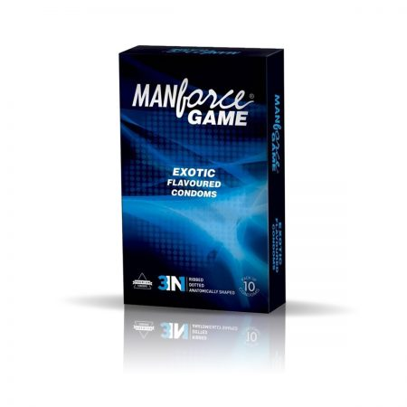 Manforce XXL & Exotic Condom's (Pack of 2)
