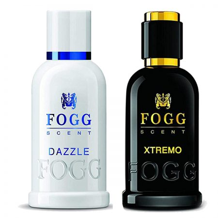 FFogg Xtremo & Dazzle Parfum for Men 100ml (Pack of 2)