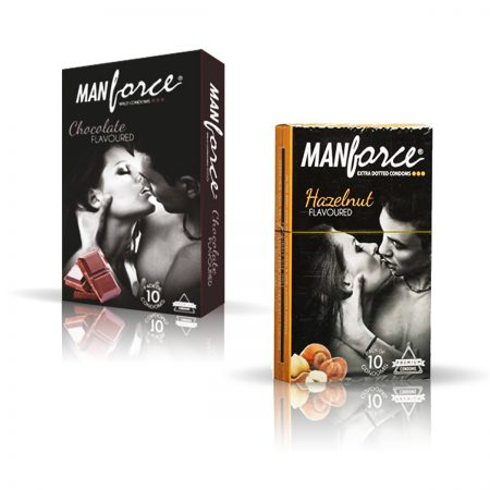 ManForce Chocolate & Hazelnut