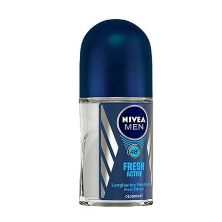 NIVEA MEN Fresh Active, Deep Impact & Cool Kick for men (Pack of 3)