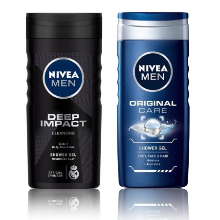 Nivea Men Deep Impact & Original Care