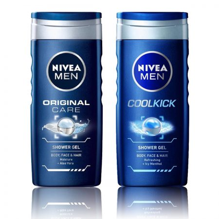 Nivea Men Original Care & CoolKick