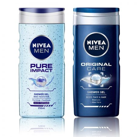 Nivea men Pure Impact & Original Care