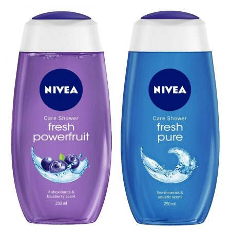 Shower Gel Fresh Pure & Fresh Powerfruit