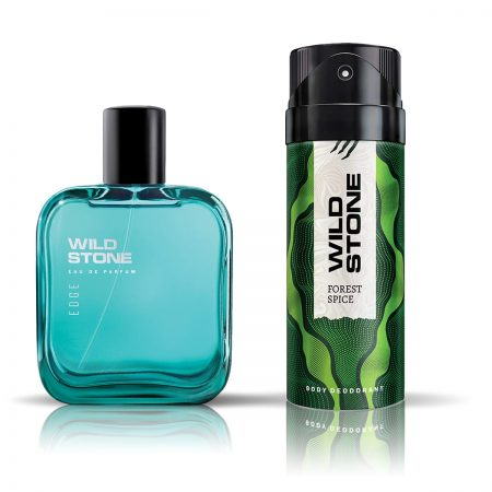 Wild Stone Forest Spice & Edge Eau De Parfum for Men