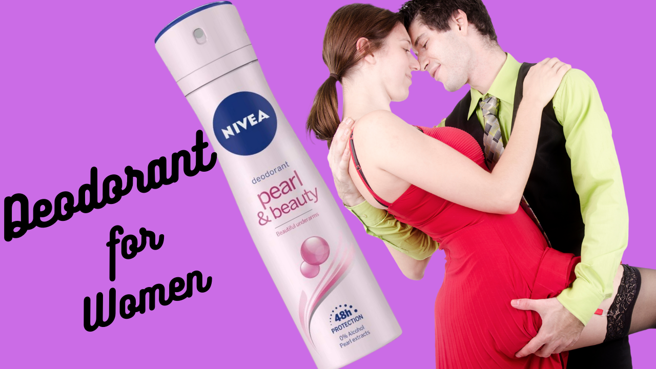 Nivea Pearl & Beauty Deodorant Review