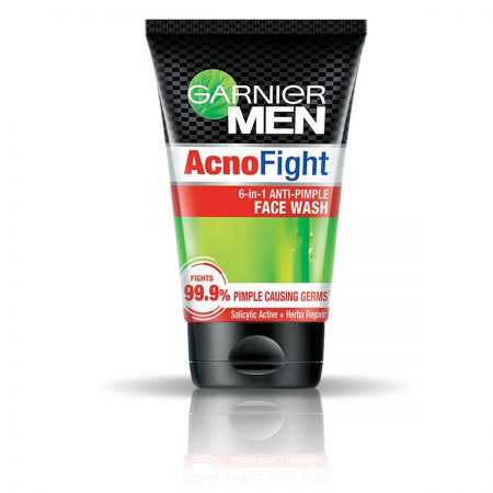 Garnier Men Oil Clear Icy & Acno Fight Anti Pimple Face Wash 200gm