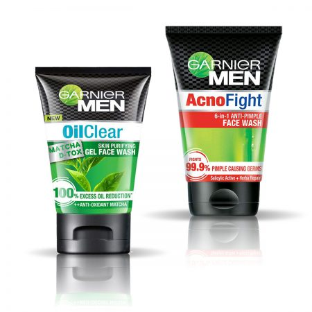 Garnier Men Acno Fight & Oil Clear Gel Face Wash 200gm