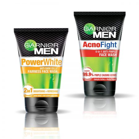 Garnier Men Acno Fight & Power White Fairness Face Wash