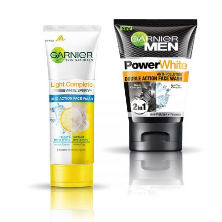 Garnier Men Light Complete Duo Action & Power White Double Action