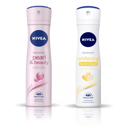 NIVEA Pearl and Beauty & Floral Touch