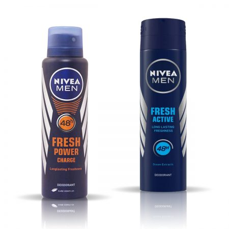 Nivea Man Fresh Power & Fresh Active Deodorant for Men 150ml