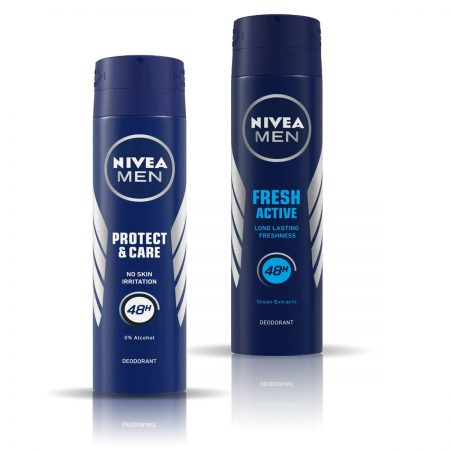 Nivea Man Protect Care & Fresh Active