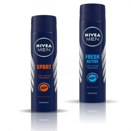 Nivea Man Sport & Fresh Active