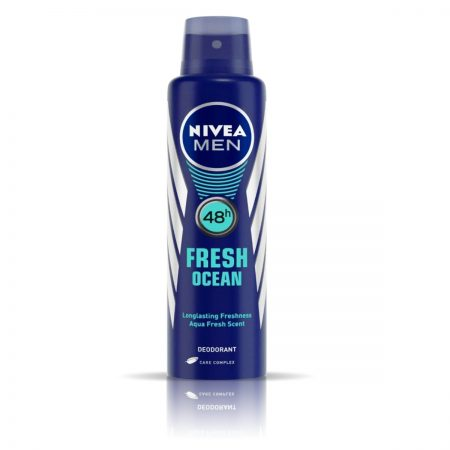 Nivea Man Fresh Ocean & Sport Deodorant for Men 150ml