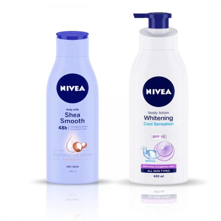 Nivea Shea Smooth & Cool Sensation