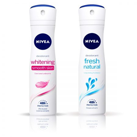 Nivea Smooth Skin & Fresh Natural Deodorant for Women