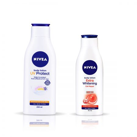Nivea UV Protect & Extra Whitening Body Lotion 275ml