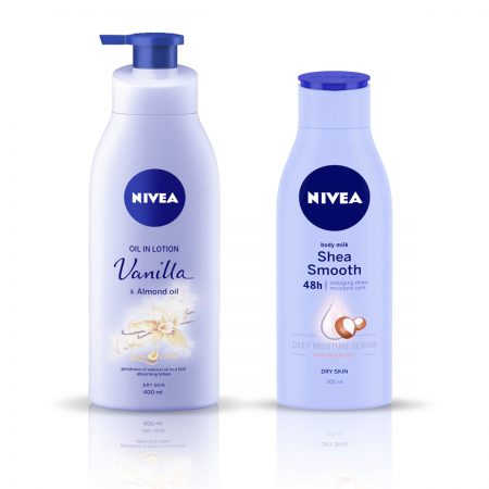 Nivea Vanilla & Shea Smooth