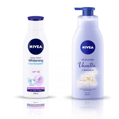 Nivea Whitening Cool Sensation & Vanilla