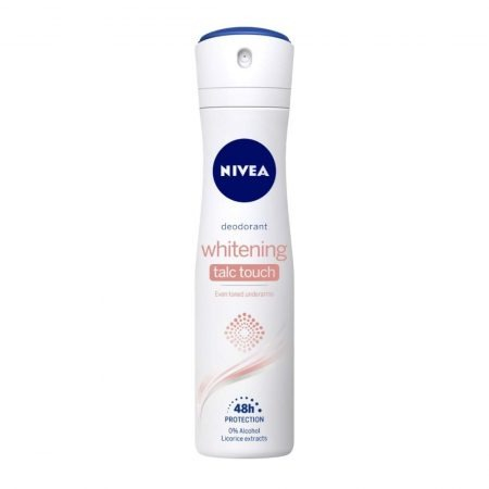 Nivea Protect and Care & Talc Touch Deodorant for Women 150ml