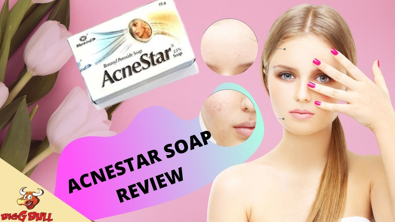 Mankind Acnestar Soap Review