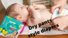 PAMPERS BABY PANT DIAPERS REVIEW