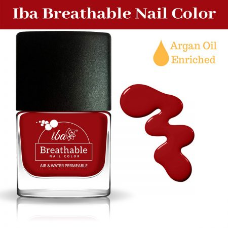 Iba Halal Care Breathable Nail Color, B10 WEDDING BELLS – 9ml