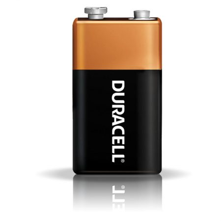 Duracell 9V Ultra Battery – Pack of 2