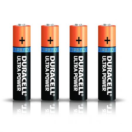 Duracell AAA Ultra Power Battery – Pack of 4