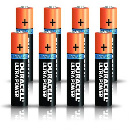 Duracell AAA Ultra Power Battery – Pack of 8