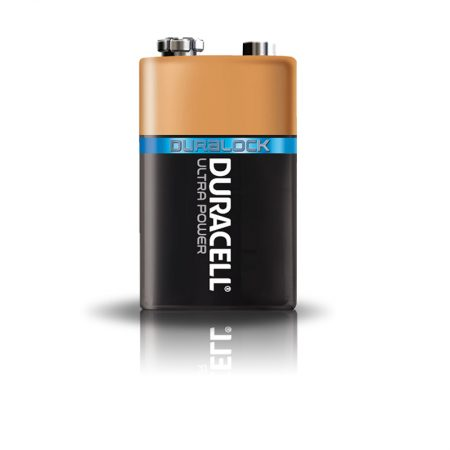 Duracell 9V Ultra Power Battery – Pack of 2