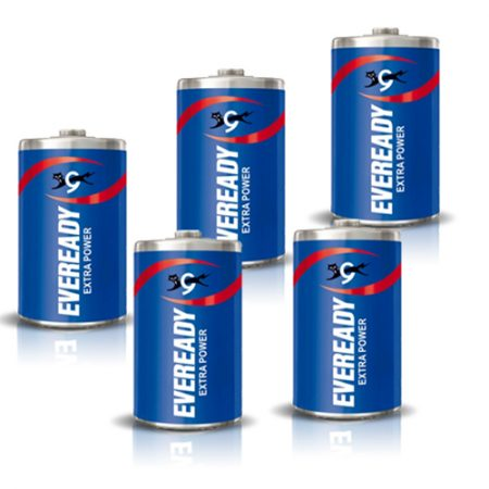 Eveready DS 950 Extra Power Battery – Pack of 5