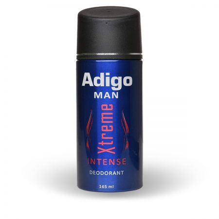 Adigo Xtreme Intense Deodorant Body Spray (165ml)